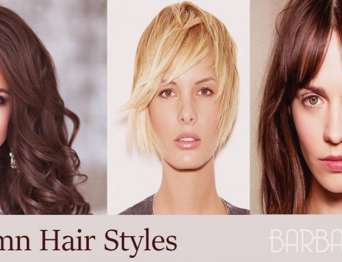 Autumn Hair Styles – Best Looks For This Year's Fall