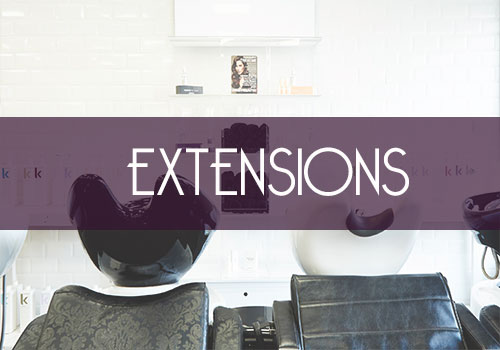 EXTENSIONS HAIR NORTHAMPTON