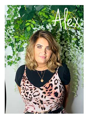 alex hairdressing northampton